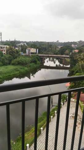 3bhk fully furnished apartment for rent at Kottayam