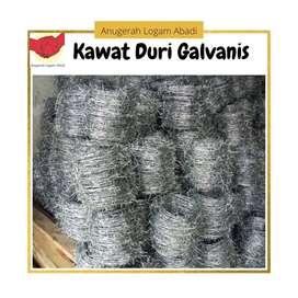 Kawat Duri Galvanis Termurah
