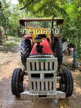 Sale for tractor and trolla