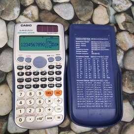 Kalkulator Casio Ilmiah/Scientific FX-991 ID PLUS