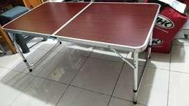 Meja baru murah bisa di lipat