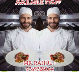 Available :-*  Hotel & Restaurant STAFF & Fast Food STAFF,& All Over