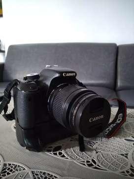 dijual camera canon 600d