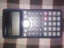 Calculator fx991ms