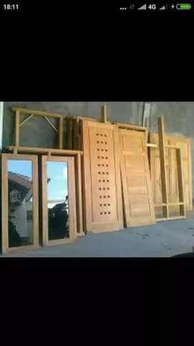 pintu kusen dan jendela