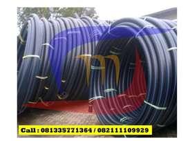 "Pipa HDPE Rucika Ukuran 2"" ( 100 m / Roll )"
