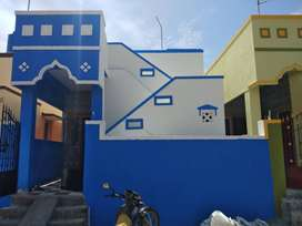 Low budget Individual 1BHK house in veppampattu