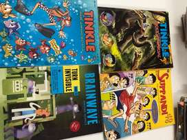 Tinkle Digest all books