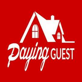 Pg for one student only with homely environment with home food.