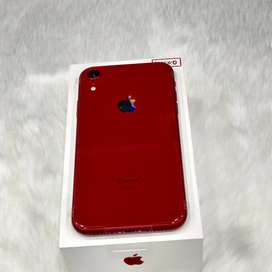 XR,  128GB, PRODUCT RED, WITH GLOBAL WARRANTY & FULL KIT