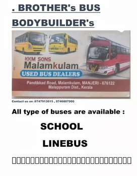 Allll bus available