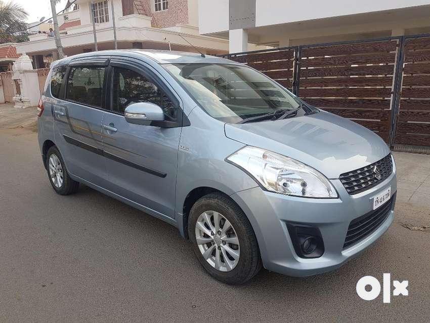 Maruti Suzuki Ertiga ZDi, 2013, Diesel 0