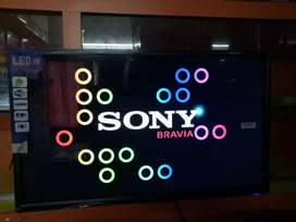 42 inch smart Android new seal pack with 2 year warranty Sony imported