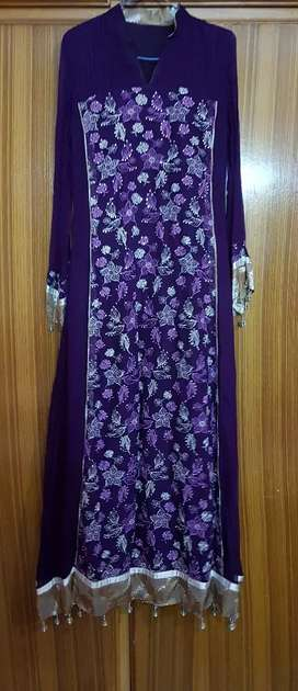 Breeze Purple Dress