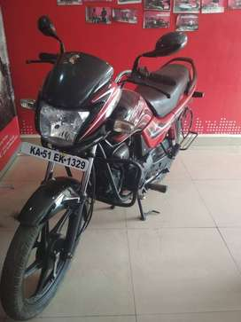 Good Condition Hero Passion ProTr with Warranty |  1329 Bangalore