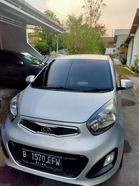 All New Picanto 2012 1.2 AT Matic