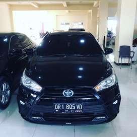 Toyota Yaris S Trd Sportivo 2017 Manual