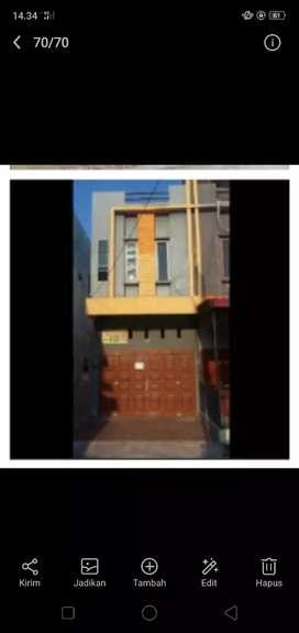 Disewakan satu pintu Rumah Toko (TANPA PERANTARA)