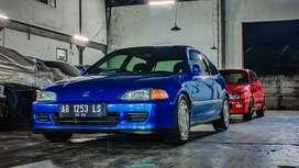 1992 Honda Civic Estilo EG6 SiR-II convert