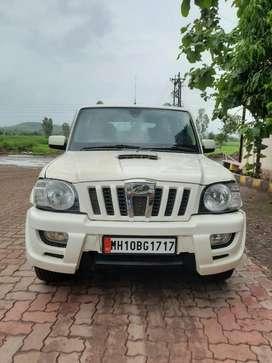 Mahindra Scorpio VLX 4WD BS-IV, 2013, Diesel