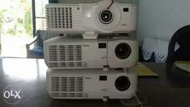 projector rental only not for sale