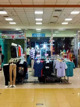 Dijual counter open space area di mall WTC Matahari Serpong