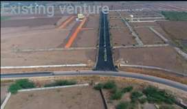 HMDA Approved Open plots for sale at Maheswaram, near Thimmapur with b