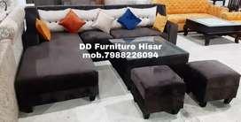 New sofa set,rate ye nhi h