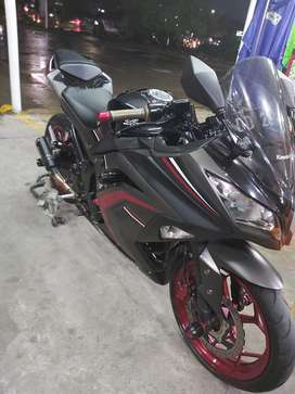 KAWASAKI NINJA 250 FI ABS LIMITED EDITION