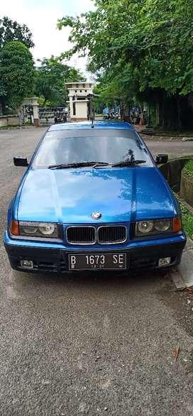 Jual Santai BMW E36 318i 1996 manual