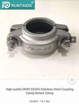 SS Coupling Clamp