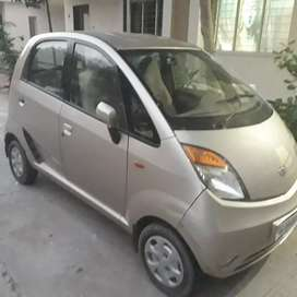 Nano LX with power window and body coloured bumper