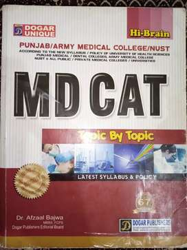 Dogars unique mdcat and notes