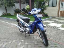 Karisma X 125cc Tahun 2005