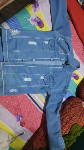 Denim jackets are expensive!!