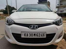 Hyundai i20 sports 2012 Petrol 74000 Km Driven
