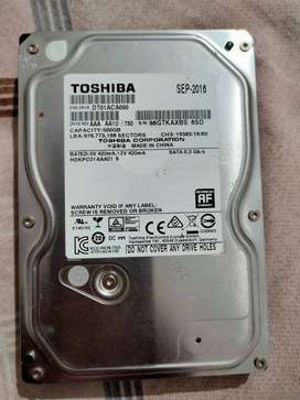 500gb desktop hard disk