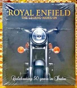 ₹ 1500/- RE BULLET GENUINE 50 YEARS ALBUM FOR RIDERS.