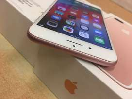 Get a new iPhone 7 Plus wih bill and box, cod available