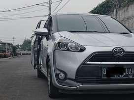Toyota Sienta Tipe V MULUS mint condition