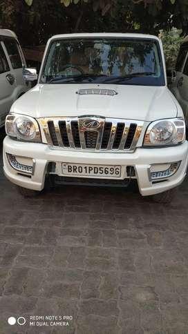 Mahindra Scorpio Ex, 2012, Diesel