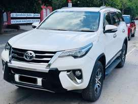 Toyota Fortuner 2.8 4X2 MT, 2017, Diesel