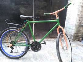 Lahori Wheeling Bicycle in Excellent Condition Large Size
