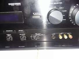 HOME THEATER YAMAHA DSP-A2070 AMPLIFIER SOUND NATURAL