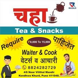 CHAHA Tea and Snacks Centre