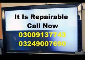 We Repair all size & types of LED,LCD TV's At Lowest Cost