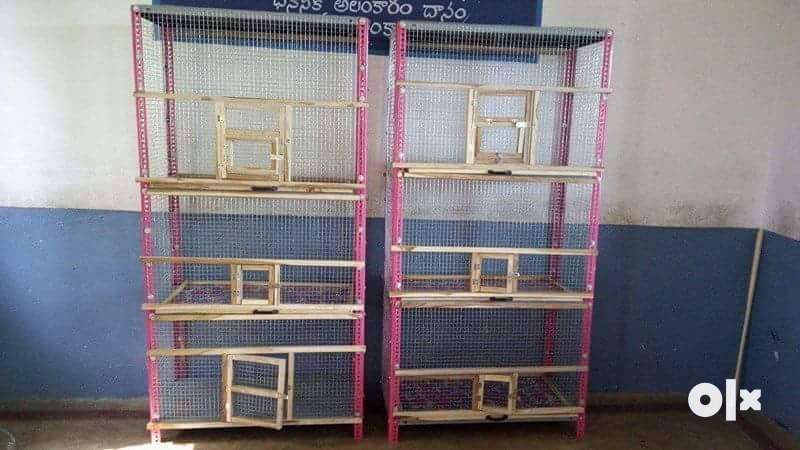 All pet cages available by orders 0