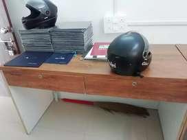 Semi furnished office at vesu