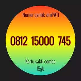 Nomor cantik simpati sakti combo 745 iklan 060