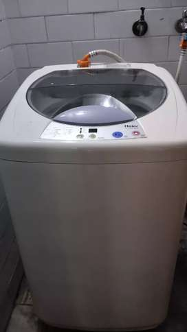 Haier 6 kg Fully Automatic Top Load White (HWM 60-10)